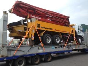 Proyectos y Transportes Especiales 2│ADJTaylor