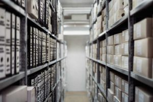gestión almacenes logística